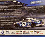 UNSIGNED Jeremy Clements NASCAR Hero Card