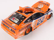 Joey Logano Signed 2019 NASCAR #22 AutoTrader - 1:24 Premium Action Diecast Car (PA COA)