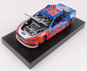 Joey Logano Signed 2019 NASCAR #22 AAA Insurance - 1:24 Premium Action Diecast Car (PA COA)