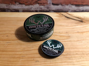Whitetail Smokeless Dip can and popsocket