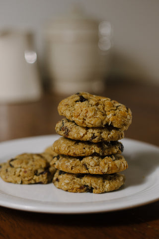 Tubby's Taste Speakeasy Oatmeal Rum Raisin Vegan Cookies