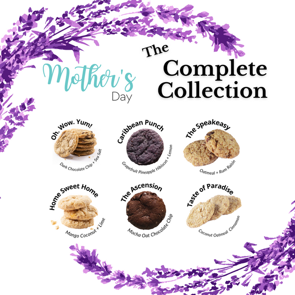 Mother's Day Monthly Cookie Subscription