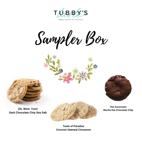 April Cookie Sample Box