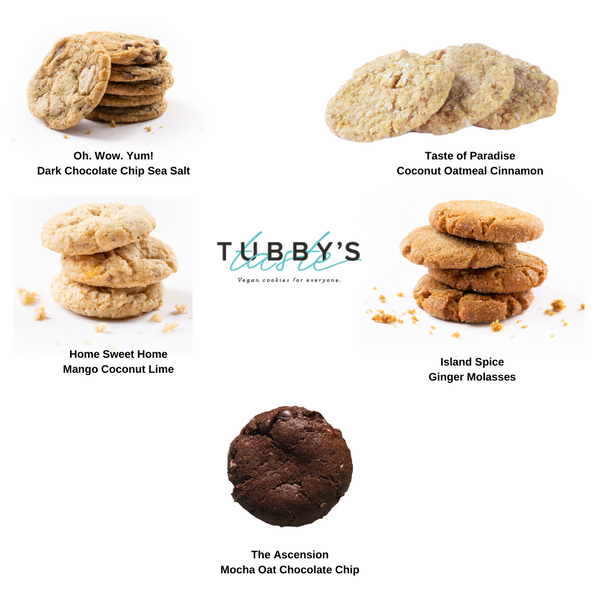 Wholesale- 3 Pack Cookies