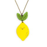 Mrs Lemon Necklace
