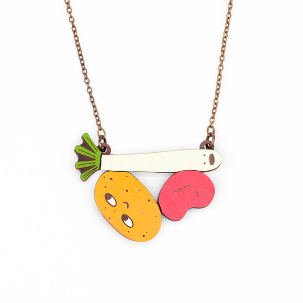 Soup Lovers Necklace