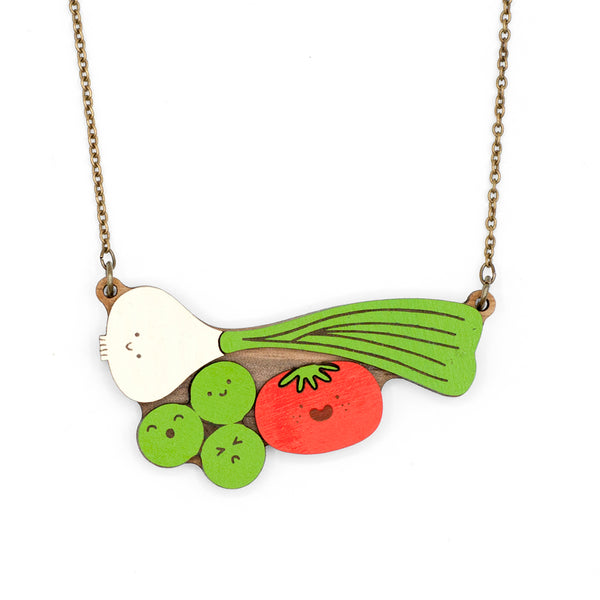 Veggie Gang Necklace