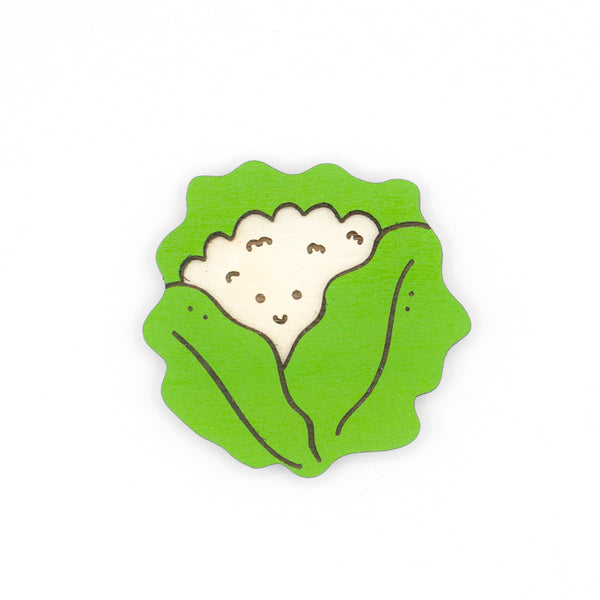 Mrs Cauli Brooch