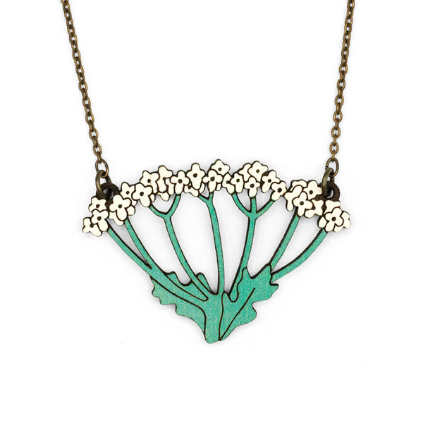 Wild Carrot Necklace