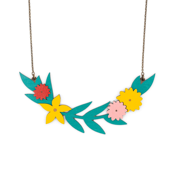 Blooming Garland Necklace