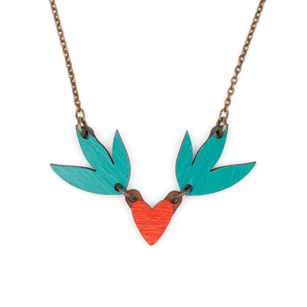 Growing Love Necklace