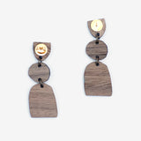 Compositon #11 Earrings