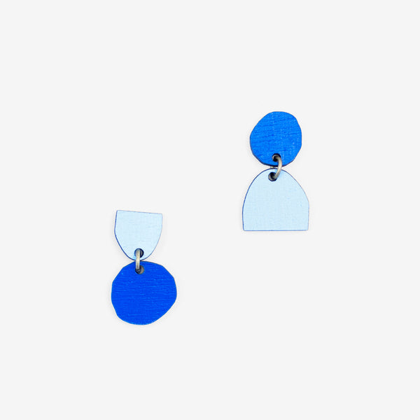 Compositon #33 Earrings | SALE!