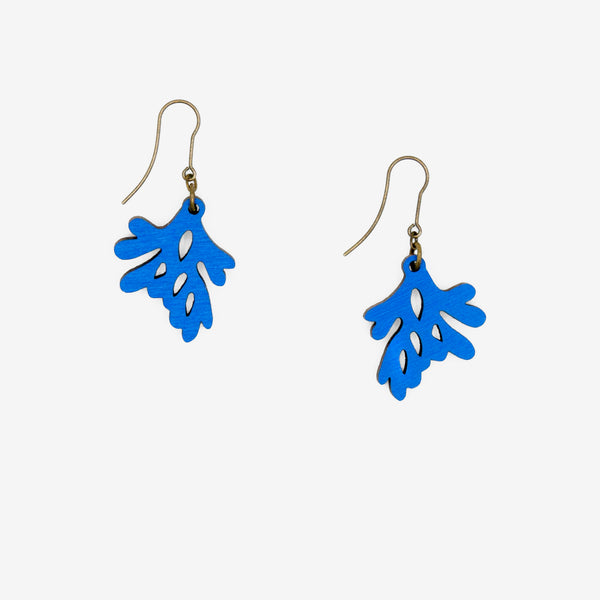 Deep Sea Earrings