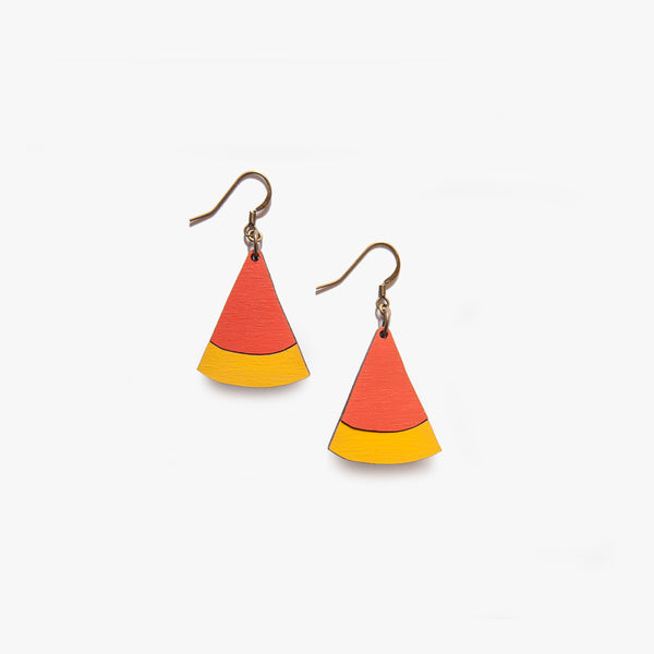 La Palette Grapefruit Earrings
