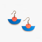 Uhde Grapefruit Earrings