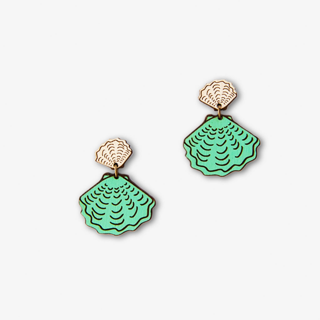 Seashell Earrings | SALE!