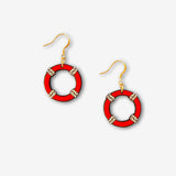 Lifesaver Earrings