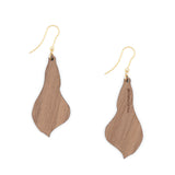 Elegant Lily Calla Hook Earrings