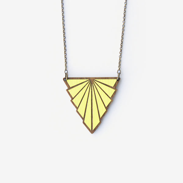 Minou Lemon Necklace