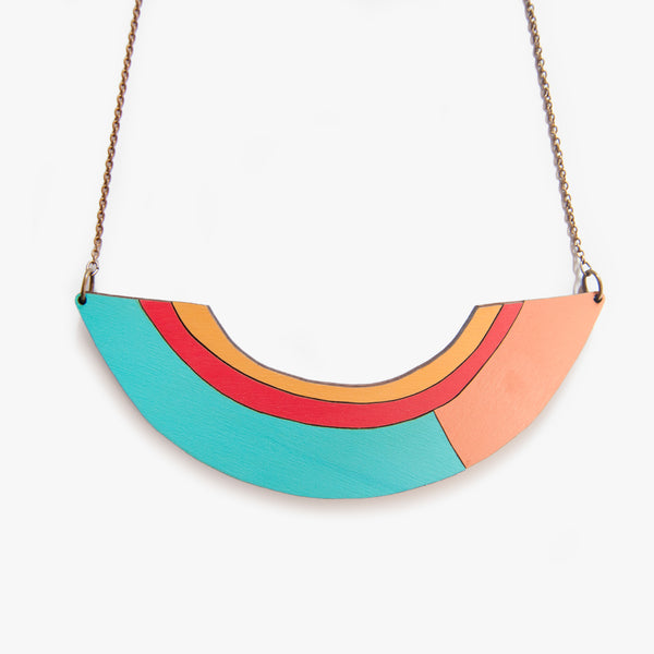 Atelier Teal Necklace