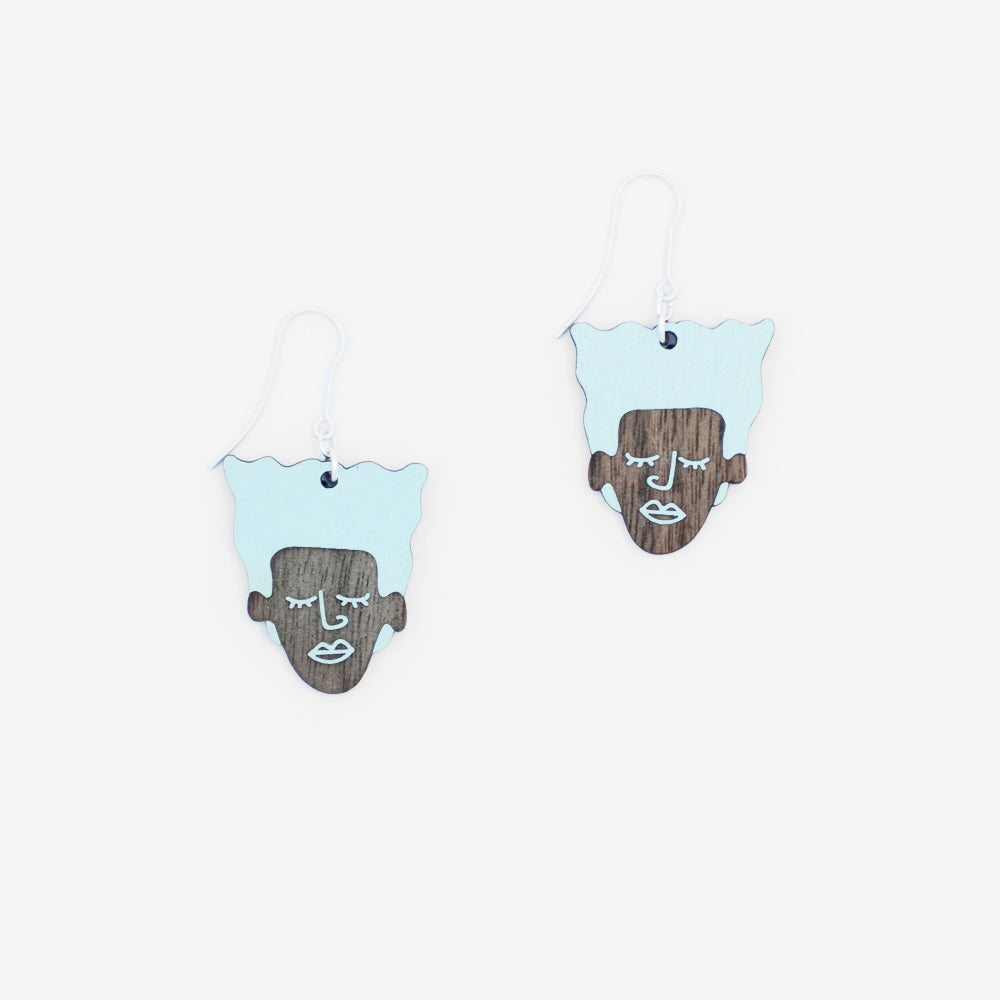 Face Earrings | SALE!