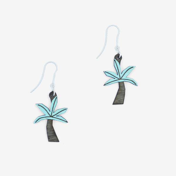 Palmtree Earrings