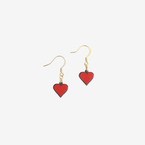 Clinking Hearts Earrings