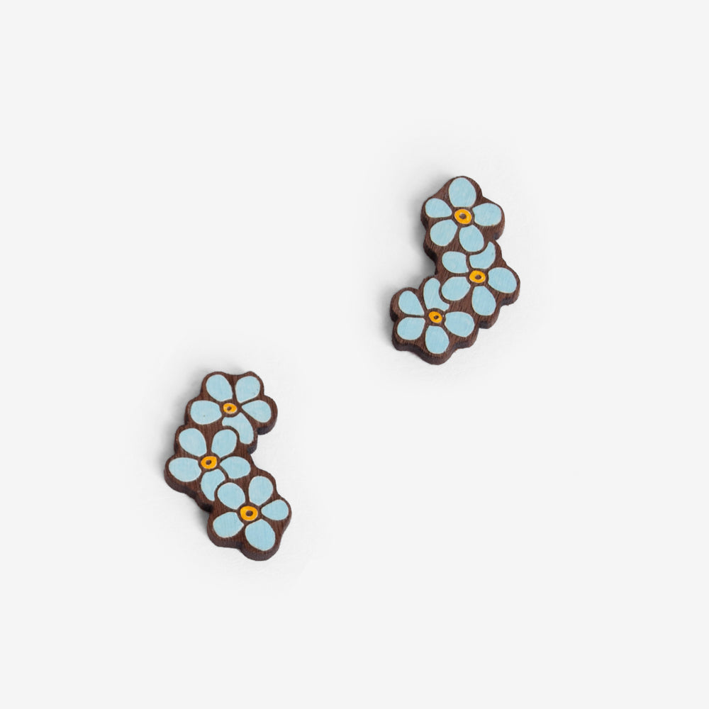 Forget-me-not Earrings | SALE!