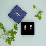Fruit Tree Earrings