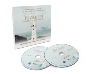 God's Promises for Healing and Hope (CD and Book)