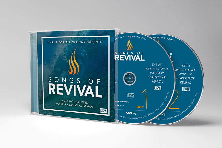 Songs of Revival (2 disc set)
