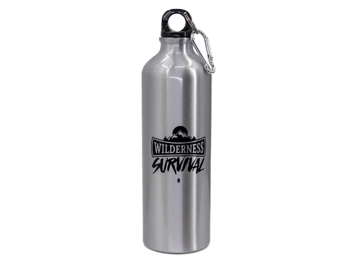 Wilderness Survival Water Bottle