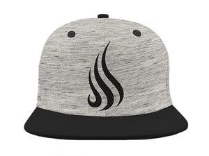 Flame Hat (Grey)