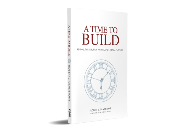 A Time to Build - Christ For All Nations Store - Christian Products