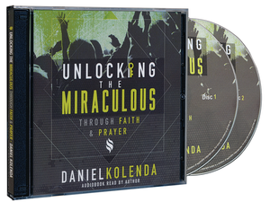 Unlocking the Miraculous (Audio Book)