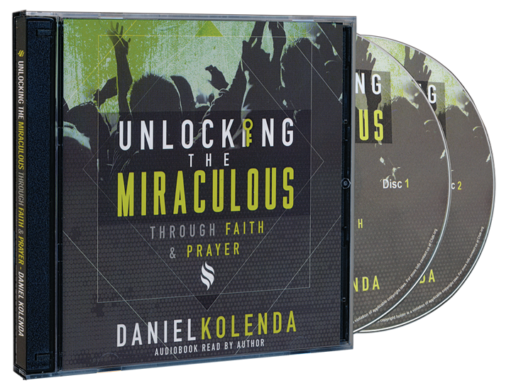 Unlocking the Miraculous (Audio Book) - Christ For All Nations Store - Christian Products