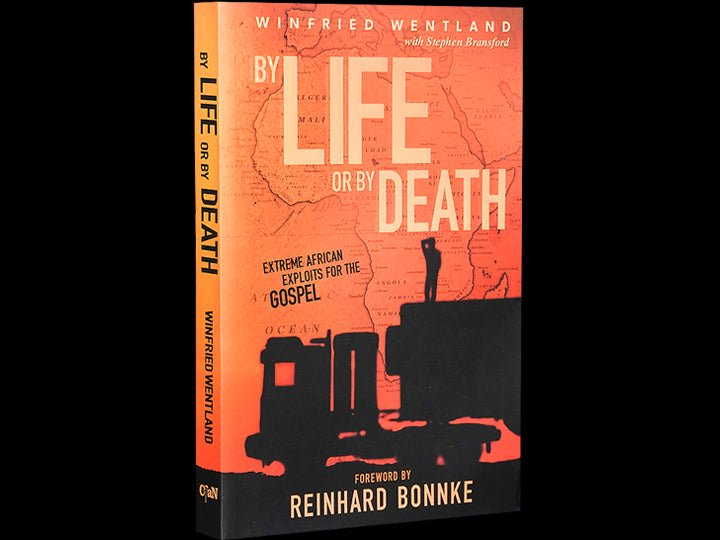 By Life Or By Death - Book (hard cover) - Christ For All Nations Store - Christian Products