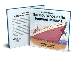 The Boy Whose Life Touched Millions - Christ For All Nations Store - Christian Products