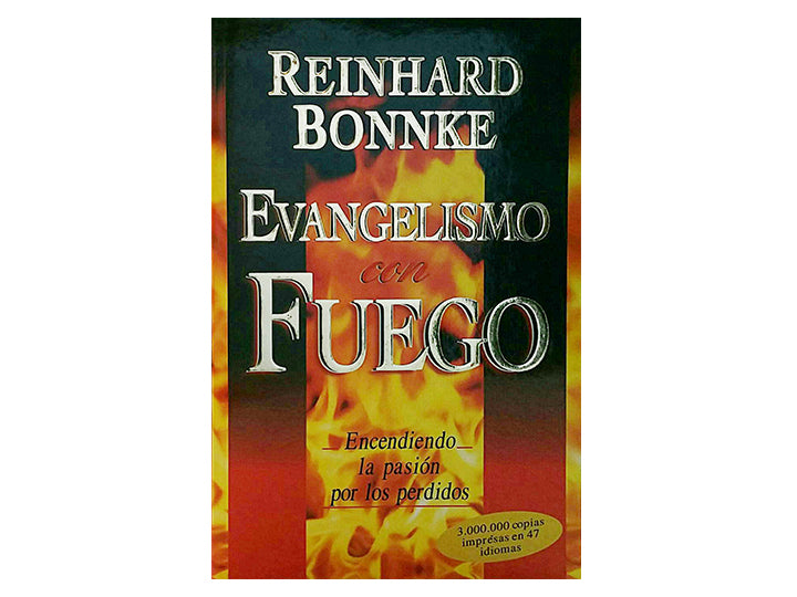 Evangelismo con Fuego - Christ For All Nations Store - Christian Products