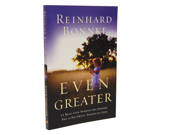 Even Greater (Soft Cover)