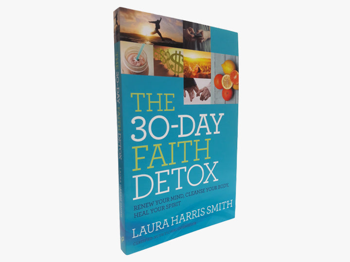 30-Day Faith Detox - Christ For All Nations Store - Christian Products