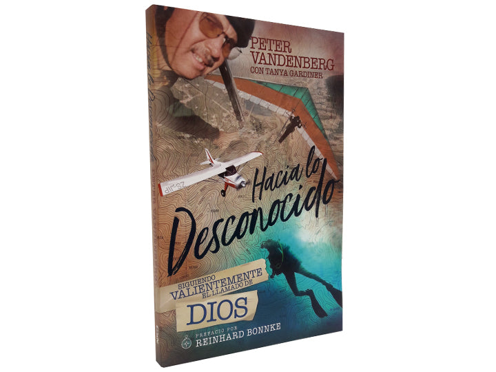 Hacia lo Desconocido - Christ For All Nations Store - Christian Products