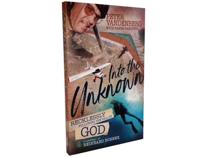 Into the Unknown (Book) - Christ For All Nations Store - Christian Products