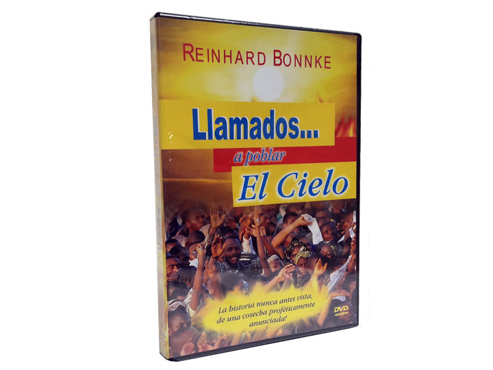 Llamado a Poblar El Cielo (DVD) - Christ For All Nations Store - Christian Products