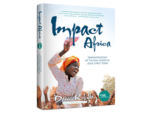 Impact Africa (Book) - Christ For All Nations Store - Christian Products