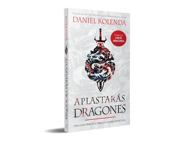 Aplastaras dragones (Slaying Dragons) - Christ For All Nations Store - Christian Products