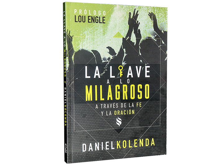La llave a lo milagroso - Christ For All Nations Store - Christian Products