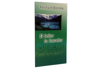 El Señor tu Sanador - Christ For All Nations Store - Christian Products