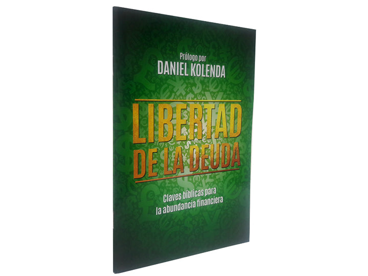 Libertad de la Deuda - Christ For All Nations Store - Christian Products